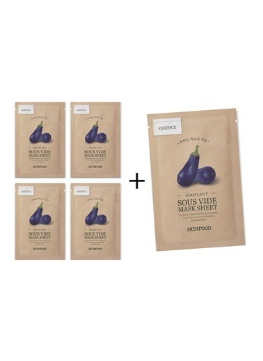 Skinfood Eggplant Sous Vide 5 li Avantaj Paketi Renksiz